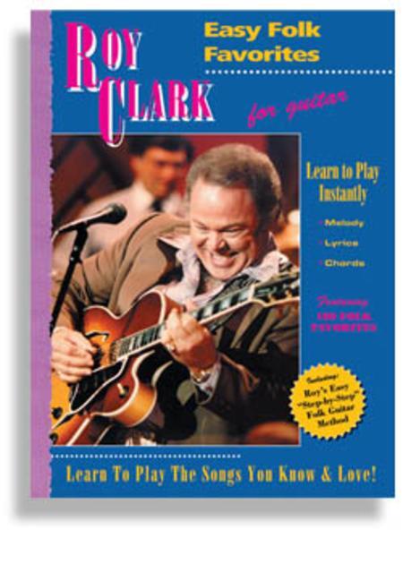 Roy Clark Folk Guitar Songbook
