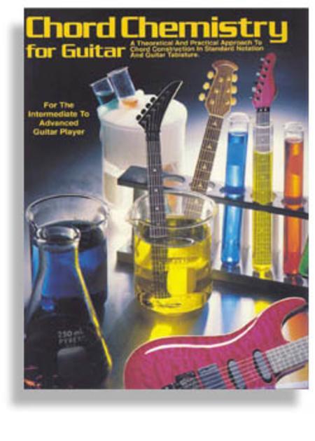 Chord Chemistry For Guitar Sheet Music Sheet Music Plus