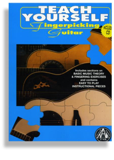 Teach Yourself Fingerpicking Guitar with CD