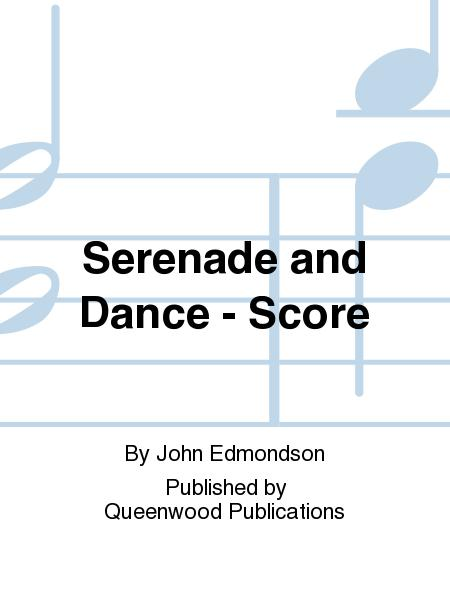 Serenade and Dance - Score