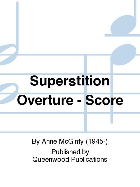 Superstition Overture - Score