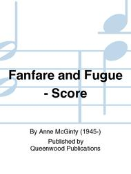 Fanfare and Fugue - Score