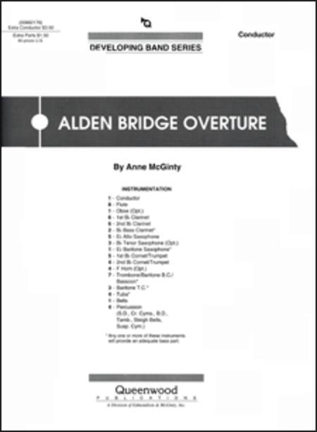Alden Bridge Overture - Score