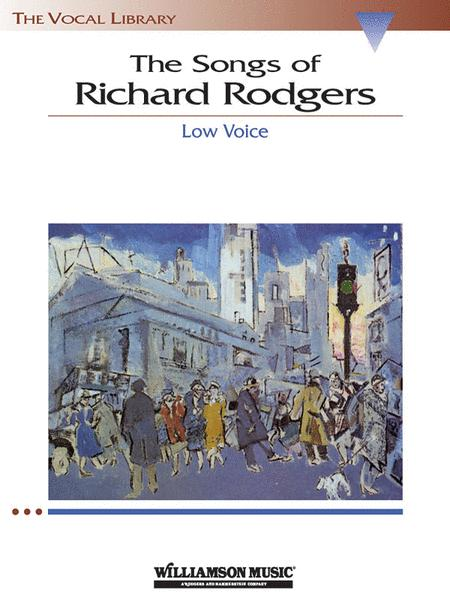 The Songs of Richard Rodgers - Low Voice