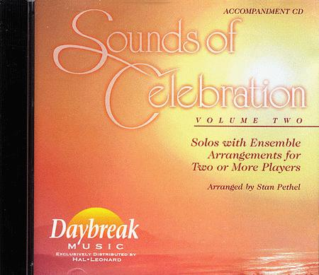 Sounds of Celebration (Volume Two) - Accompaniment CD