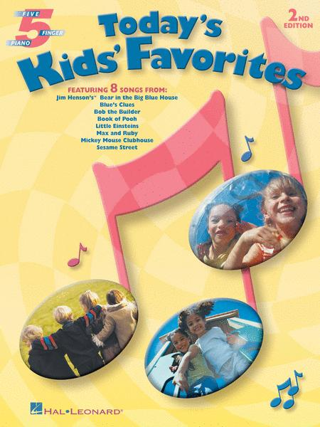 Today's Kids' Favorites - 2nd Edition