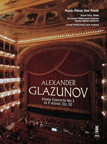 Glazunov - Concerto No. 1 in F Minor, Op. 92