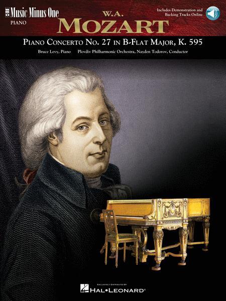 Piano Concerto no.27 B-minor  K.595