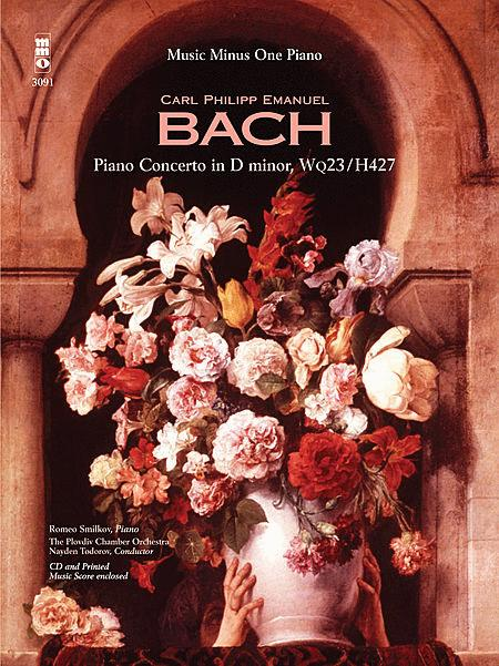 C.P.E. Bach - Concerto in D minor, Wq23, H427