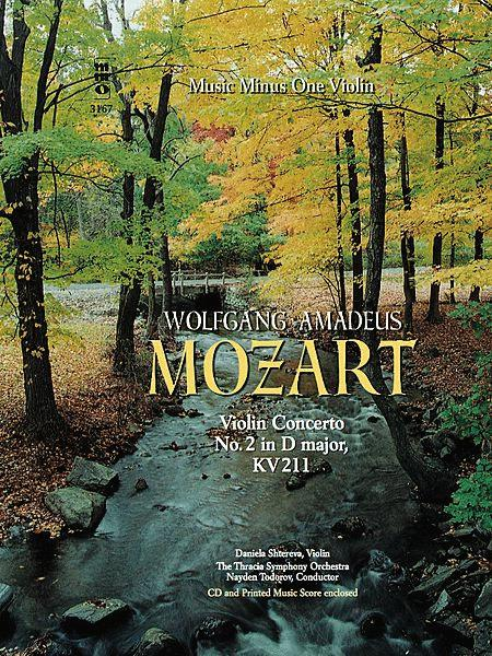 Violin Concerto No. 2 In D Major  KV211