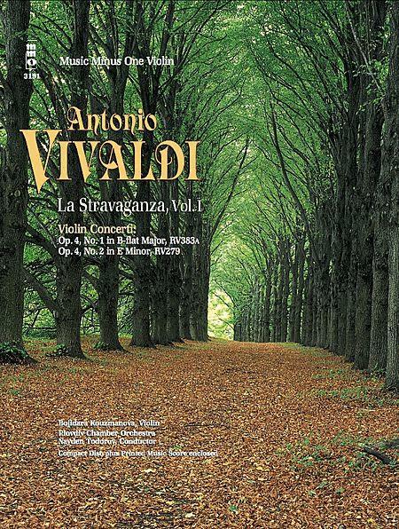 Vivaldi - La Stravaganza, Volume I: Violin Concerti, Op. 4, Nos. 1-2