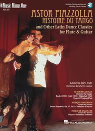 Piazzolla: Histoire Du Tango and Other Latin Classics for Flute & Guitar Duet