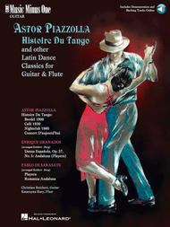 PIAZZOLLA Histoire du Tango and other Latin Classics for Guitar and Flute Duet