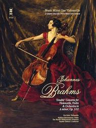 Double Concerto For Violoncello, Violin & Orchestra In A Minor op.102