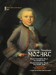 Mozart - Concerto No. 1 in F Major, KV37; Concerto No. 3 in D Major, KV40