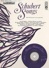 Schubert - German Lieder, Low Voice, Volume I