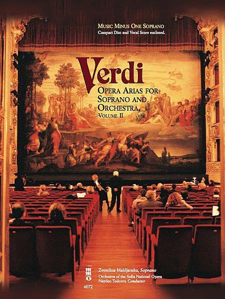 Opera Arias For Soprano And Orchestra Vol2 Vol.2