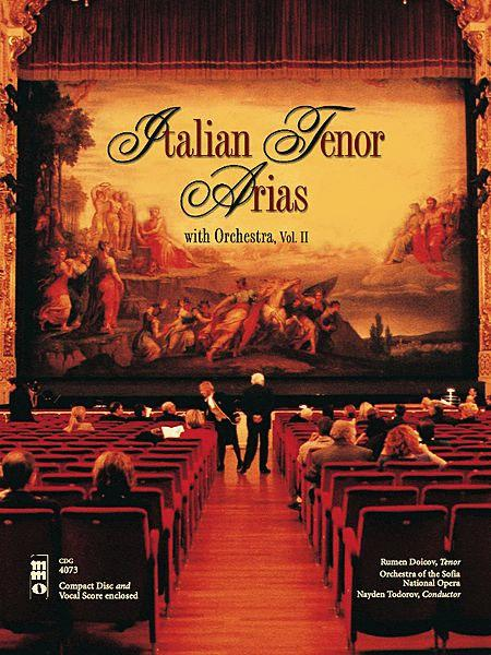 Italian Tenor Arias With Orchestra Vol2 Vol.2