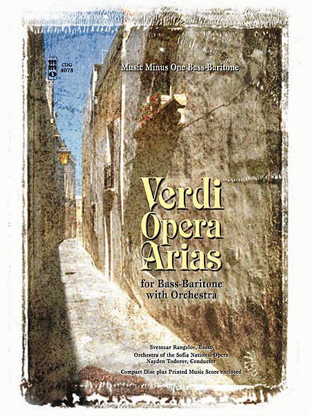 Verdi - Bass-Baritone Arias with Orchestra