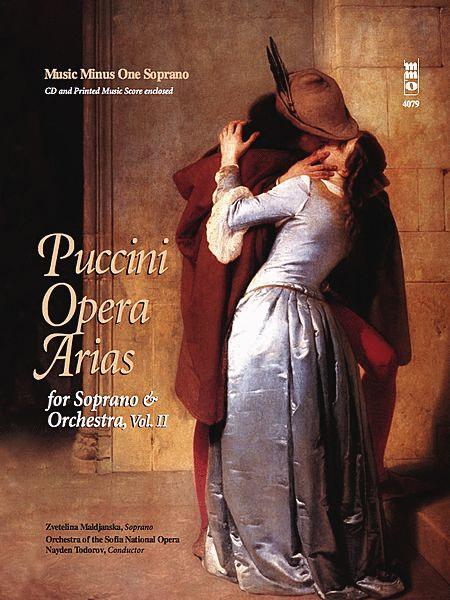 Puccini Opera Arias