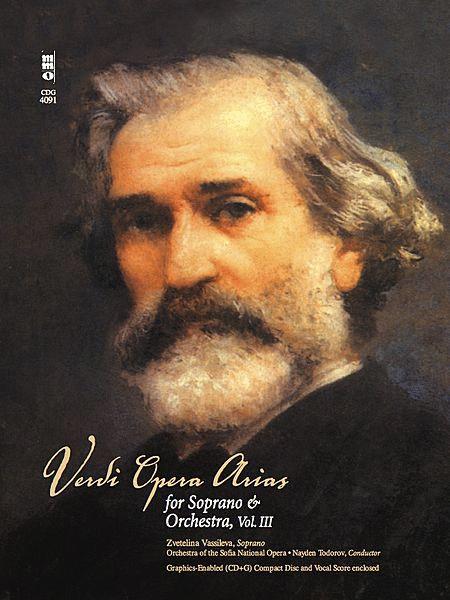 Opera Arias For Soprano & Orchestra Vol3   Vol.3