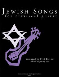 Jewish Songs for Classical Guitar