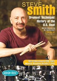 Drum Set Technique - History of the U.S. Beat - DVD