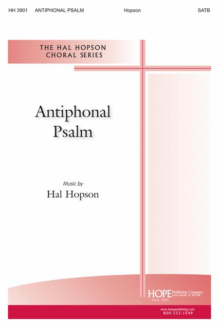 Antiphonal Psalm