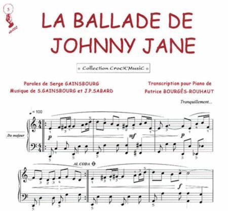 La ballade de johnny Jane