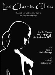 Elisa, Theme Et Variations