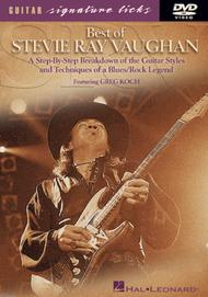 The Best of Stevie Ray Vaughan (DVD)