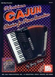 15 Louisiana Cajun Classics For Piano Accordion Sheet Music By Gary