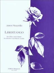 Astor Piazzolla: Libertango fur Flote und Gitarre