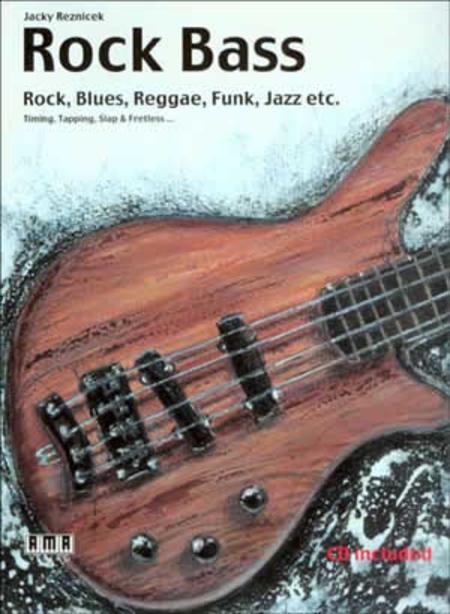 Rock Bass - Rock,Blues,Reggae,Funk,Jazz etc.