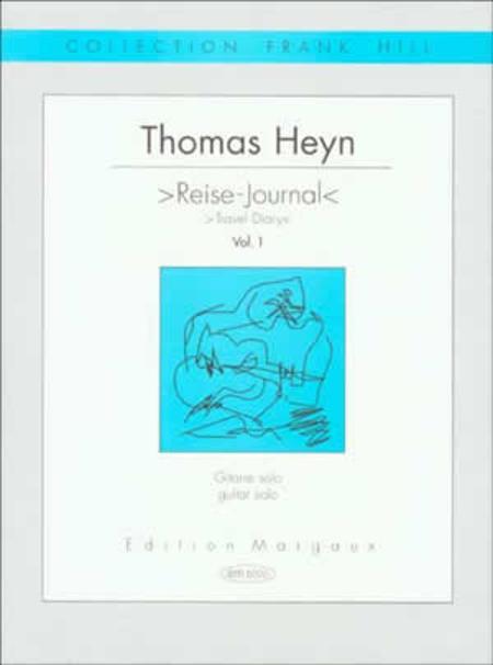 Thomas Heyn - Reise-Journal Vol. 1 (Travel Diary)