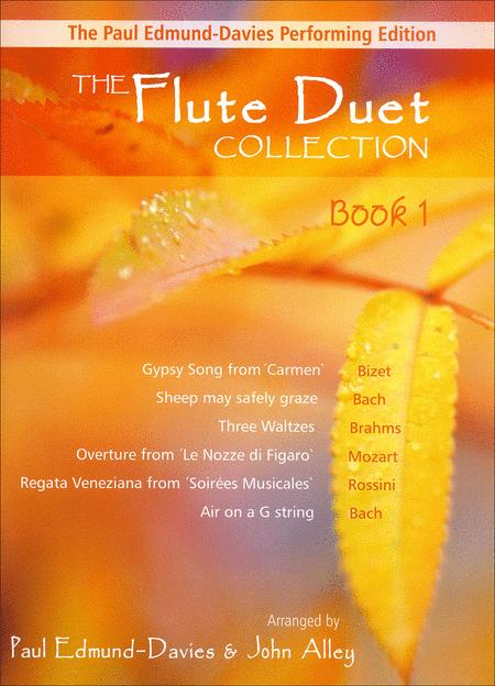 The Flute Duet Collection - Book 1
