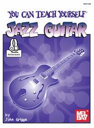 You Can Teach Yourself Jazz Guitar