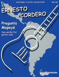 Ernesto Cordero - Pregunta and Mapeye