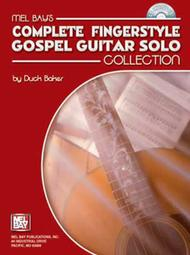 Complete Fingerstyle Gospel Guitar Solo Collection