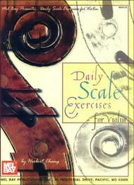 Daily Scale Exercises for Violin