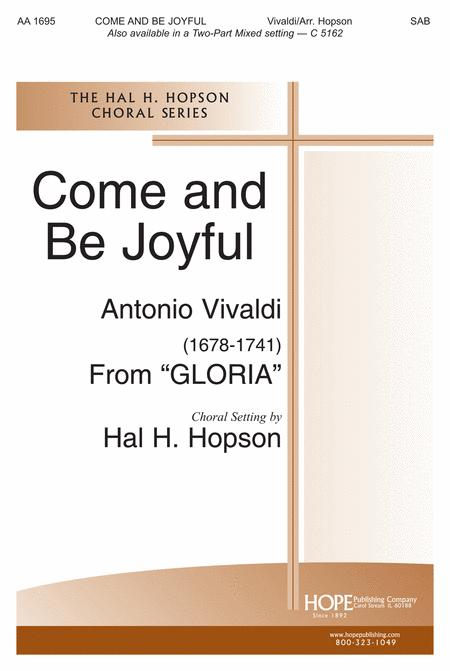 Come And Be Joyful