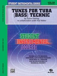 Student Instrumental Course Tunes for Tuba Technic