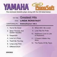 Linda Ronstadt - Greatest Hits - Piano Software
