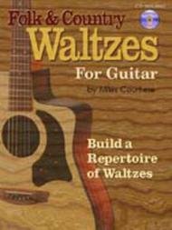 Folk and Country Waltzes for Guitar