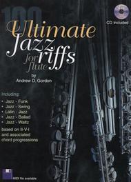 100 Ultimate Jazz Riffs for Flute