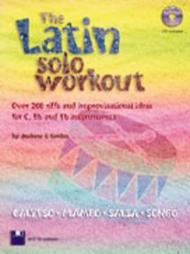 Latin Solo Workout for C, Bb & Eb instruments