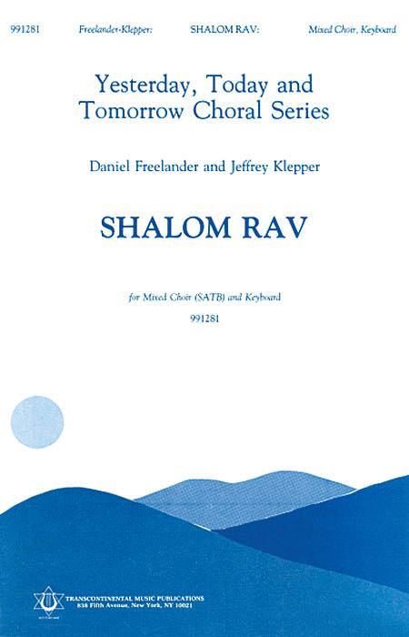 Shalom Rav