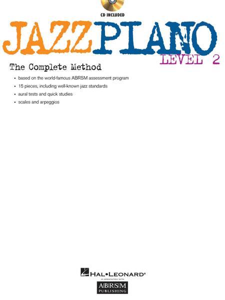 Jazz Piano - Level 2