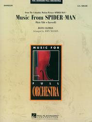 Music From Spider-Man