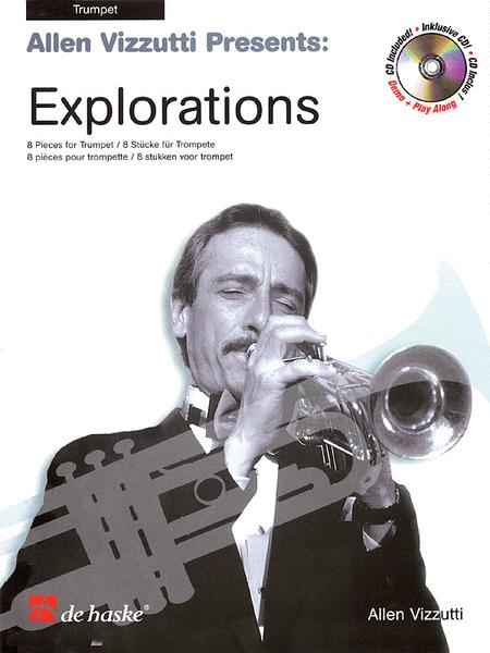 Allen Vizzutti Presents Explorations